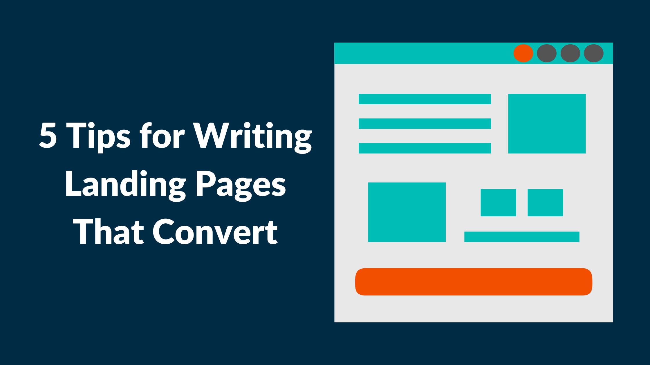 How to Write A Landing Page | PPA Agency